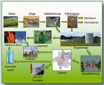 Abb.: Der Ablauf im Überblick [Energieinstitut Linz, 2007]