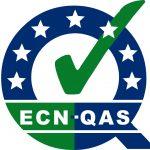 Abb. 3: ECN-Konfomitätszeichen für nationale Qualitätssicherungsorganisationen