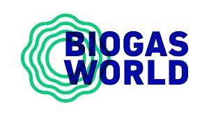 BiogasWorld Logo fertig